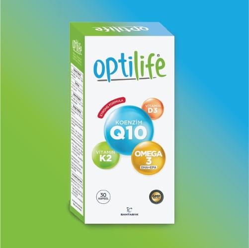 Optilife Coenzym Q10